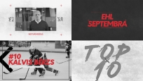 OLYBET EHL TOP 10 | 2019 SEPTEMBRIS | VIESTURS KOZIOLS