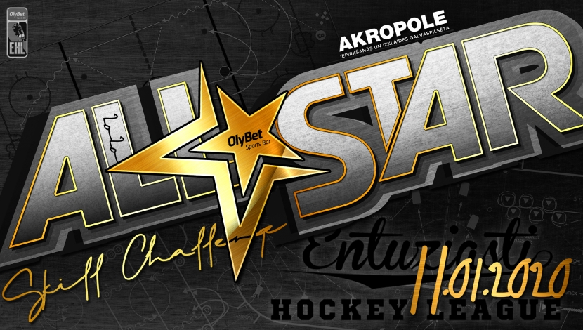 Olybet EHL All Star Skill Challenge 2020 - Akropole